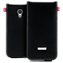 Proporta aluminium lined leather flip case for Galaxy S4