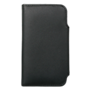 Rocketfish Portfolio leather case for iPhone 4/4S - black