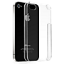 Rocketfish Slim Hard case for iPhone 4/4S - Clear