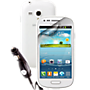 Samsung Galaxy S3 mini essential accessories pack