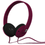 Skullcandy Uprock headphones - Plum red