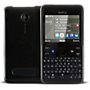SONiVO gel case for Nokia Asha 210 - Black