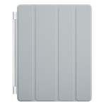Apple Smart Cover polyurethane for the new iPad/iPad 2 - Grey