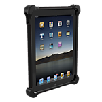 Ballistic case for new iPad/iPad 2