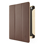Belkin Trifold Magnetic PU Leather Folio for the new iPad/iPad 2