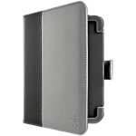 Belkin Verve Folio with stand for iPad mini - Grey