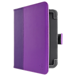 Belkin Verve Folio with stand for iPad mini - Purple