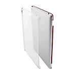 Belkin Snap Shield for the new iPad/iPad 2 - Clear