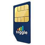 Toggle Sim card