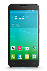 O2 4G Big Bundles £15 Pay & Go Black Alcatel OneTouch Idol 2 Mini S