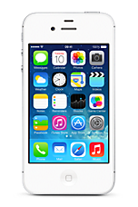 White Apple  iPhone 4S 16GB Sim Free Handset