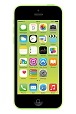 Green Apple iPhone 5c 16GB Sim Free Handset