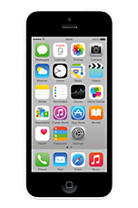 White Apple iPhone 5c 16GB Sim Free Handset