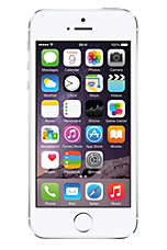 Silver Apple iPhone 5s 16GB Sim Free Handset