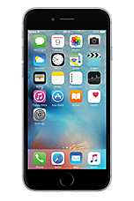 O2 4G Big Bundles £15 Pay & Go Grey Apple iPhone 6 16GB