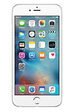 Silver Apple iPhone 6 Plus 16GB Sim Free Handset