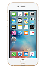 O2 Big Bundles £10 Pay & Go Gold Apple iPhone 6s 16GB