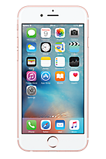 O2 Big Bundles £10 Pay & Go Rosegold Apple iPhone 6s 16GB