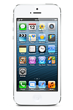 White Apple iPhone 5 32GB Contract Mobile Phone on 3 Three iPhone &pound36 24 Month Contracts with 2000 mins and 5000 Texts