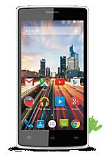 Grey Archos 50d Helium 4G Dual SIM Sim Free Handset
