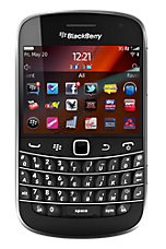 Black BlackBerry Bold 9900 Sim Free Handset