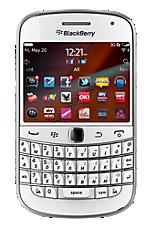White BlackBerry Bold 9900 Sim Free Handset