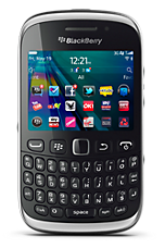 Vodafone Freedom Pay As You Go Black BlackBerry Curve 9320