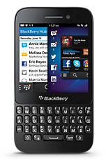 View all the BlackBerry Q5 deals with a FREE Laptop