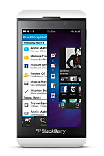 View all the BlackBerry Z10 deals with a FREE Laptop