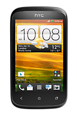Orange Pay As You Go Black HTC Desire C