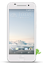 HTC One A9 Silver