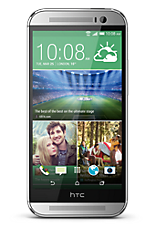 View all the HTC One M8 deals with Cash Back