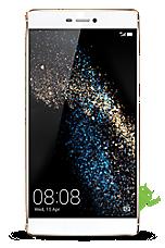 Huawei P8 White