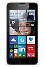 EE 4G Pay as you go £1  Talk & Text pack Black Microsoft Lumia 640