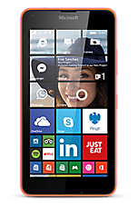 EE 4G Pay as you go £1  Talk & Text pack Orange Microsoft Lumia 640