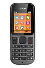 O2 Pay & Go Black Nokia 100