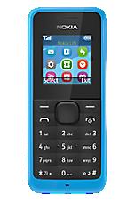 Lebara Prepay Blue Nokia 105