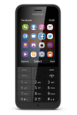 EE Pay as you go £1  Talk & Text pack Black Nokia 220