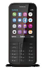 O2 Big Bundles £15 Pay & Go Black Nokia 225