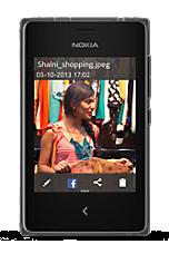 Vodafone Freedom Pay As You Go Black Nokia Asha 503