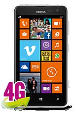 Orange Pay As You Go White Nokia Lumia 625
