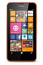 EE 4G Pay as you go £1  Talk & Text pack Orange Nokia Lumia 635