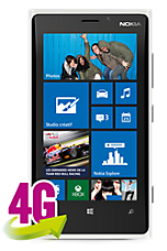 View all the Nokia Lumia 920 deals with a FREE Sony PS3
