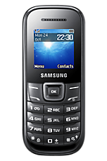 O2 Pay & Go Black Samsung E1200