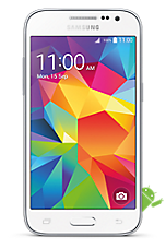 White Samsung Galaxy Core Prime Contract Mobile Phone on O2 O2 4G £42.50 24 Month Contracts with Unlimited mins and Unlimited Texts  FREE Xbox One and Evolve game