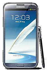 TMobile Pay As You Go Grey Samsung Galaxy Note II
