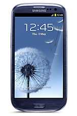 View all the Samsung Galaxy S3 deals with Cash Back