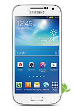 White Samsung Galaxy S4 Mini Contract Mobile Phone on EE EE Extra 4G £38.49 24 Month Contracts with Unlimited mins and Unlimited Texts  FREE Toshiba 40 LED TV