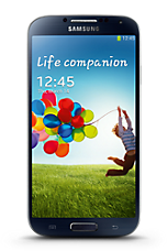 Samsung Galaxy S4 on 12 month contract