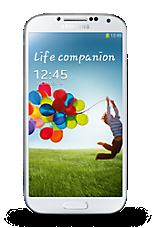 White Samsung Galaxy S4 16GB Sim Free Handset
